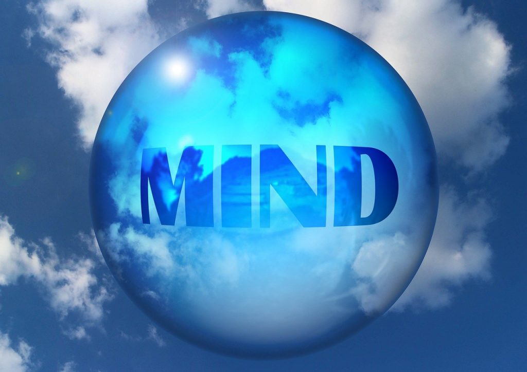 mind, think, spirit