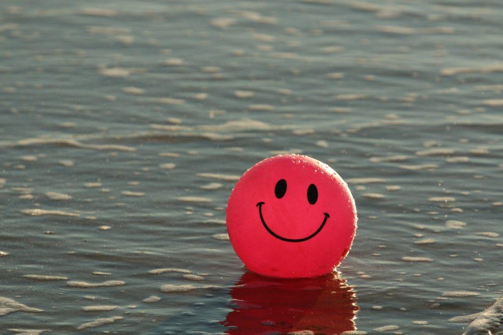 ball, beach, happy
