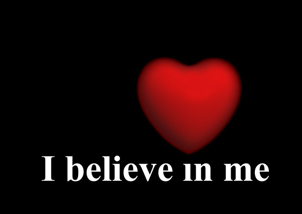 heart, self-esteem, self-liberation