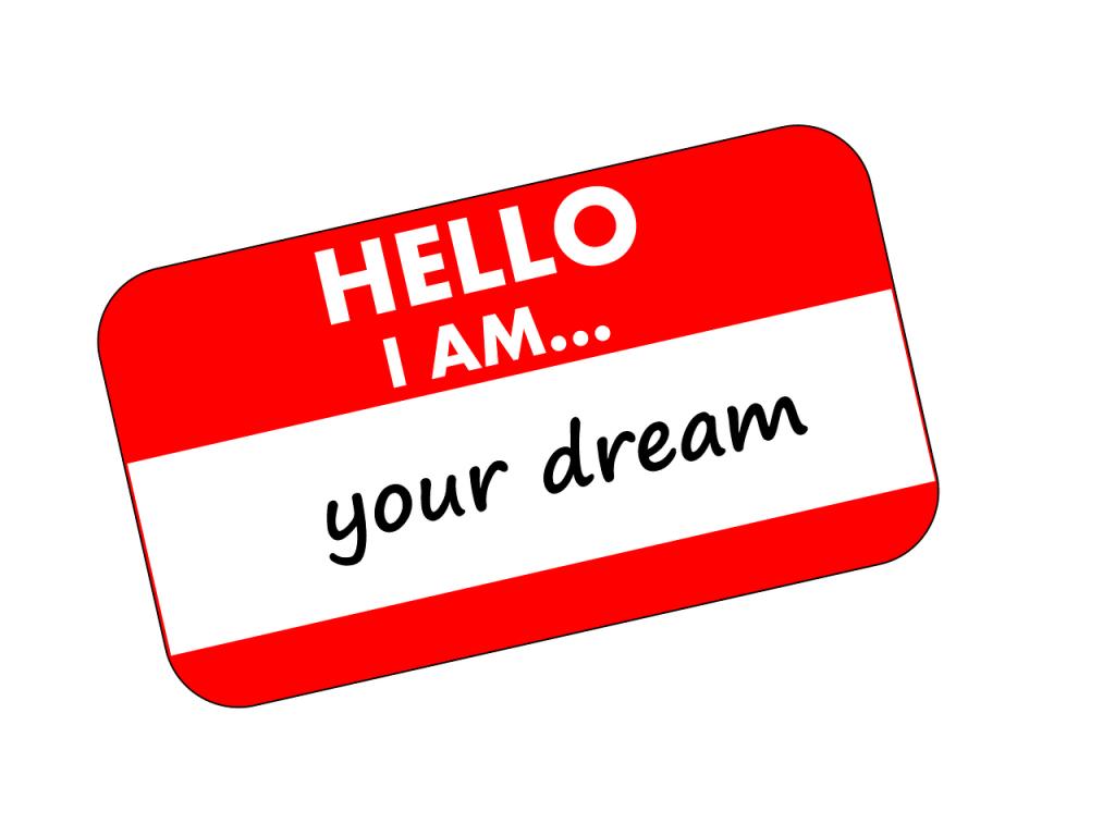 dream, goal, inspiration
