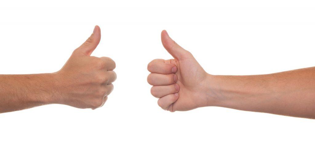 thumb, hand, arm